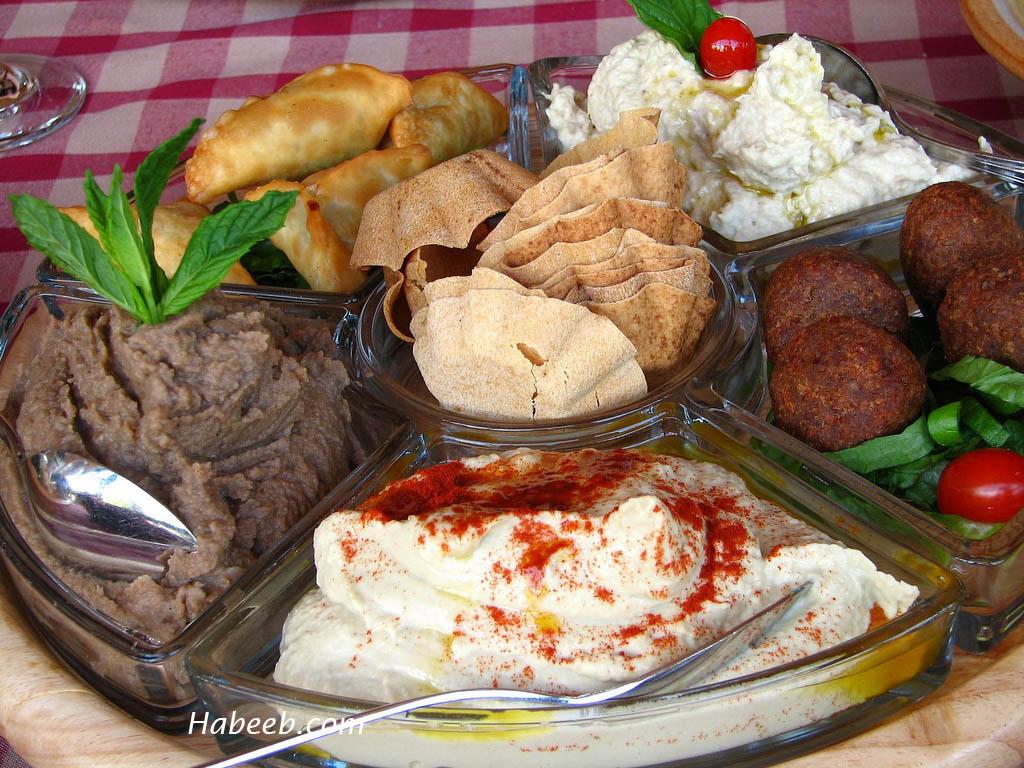 Арабская кухня фотоов