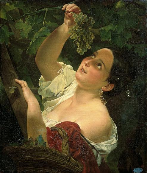 История виноделия, Rusalochka